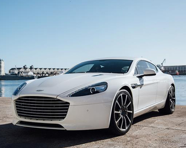 Aston Martin Rapide Hire