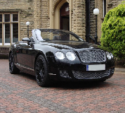 Bentley Continental Hire in London