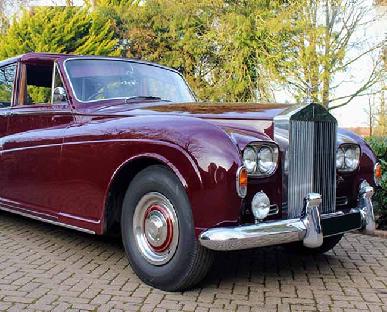 1960 Rolls Royce Phantom
